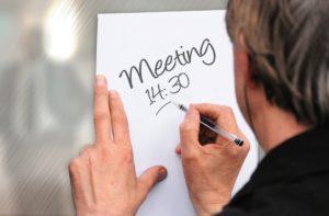 Tips for running better meetings